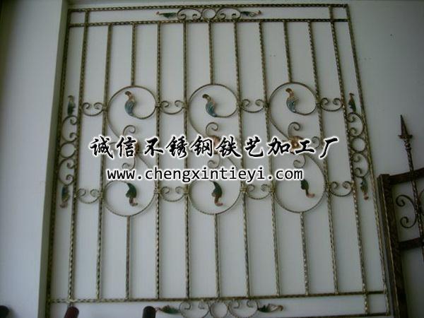 铁艺护栏7 - 诚信不锈钢铁艺加工厂