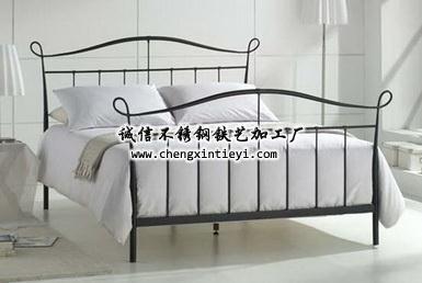铁艺床设计图片欣赏
